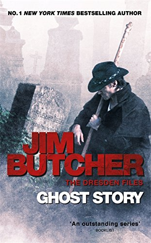 9781841497617: Ghost Story: The Dresden Files, Book Thirteen