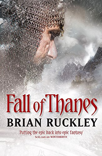 9781841497877: Fall Of Thanes