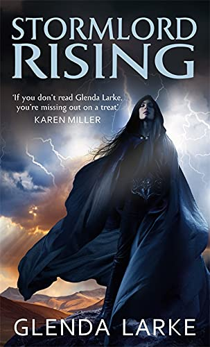 Stormlord Rising: Book 2 of the Stormlord trilogy: Larke, Glenda