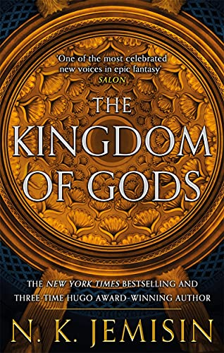 9781841498195: The Kingdom Of Gods (Inheritance Trilogy)
