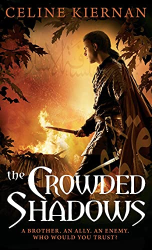 9781841498225: The Crowded Shadows (The Moorehawke Trilogy)