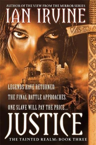 9781841498300: Justice (The Tainted Realm)