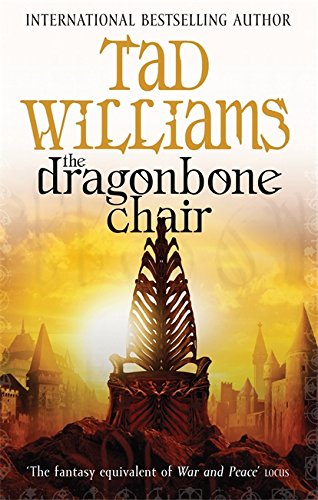 9781841498393: The Dragonbone Chair: Memory, Sorrow and Thorne Series: Book One