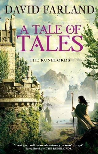 9781841498447: A Tale Of Tales: The Runelords: Book Nine