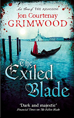 9781841498492: The Exiled Blade: Book 3 of the Assassini