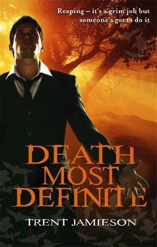 9781841498591: Death Most Definite: Death Works Trilogy