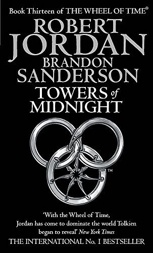 9781841498690: Towers of Midnight. Robert Jordan and Brandon Sanderson (Wheel of Time)
