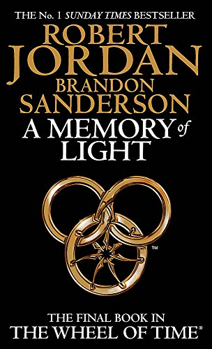 9781841498713: A Memory Of Light - Format B: 14/14 (Wheel of Time)