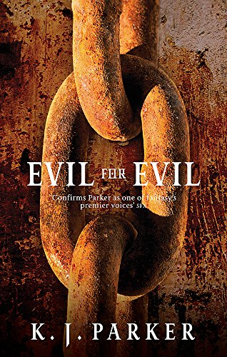 9781841498775: Evil for Evil (The Engineer Trilogy)