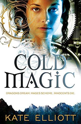 9781841498812: Cold Magic (Spiritwalker)
