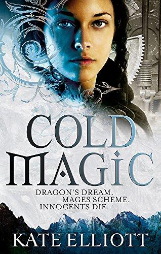 9781841498829: Cold Magic (Spiritwalker)