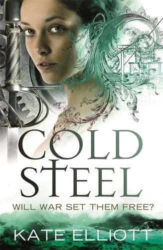 9781841498850: Cold Steel: Spiritwalker: Book Three