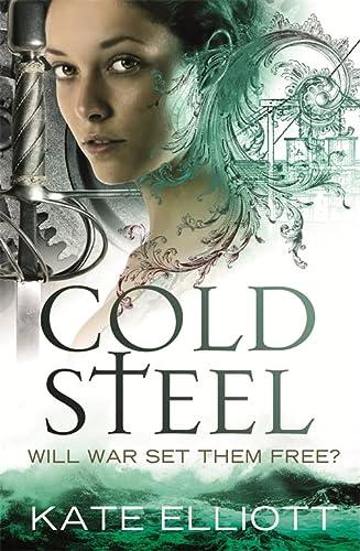 9781841498867: Cold Steel: Spiritwalker: Book Three