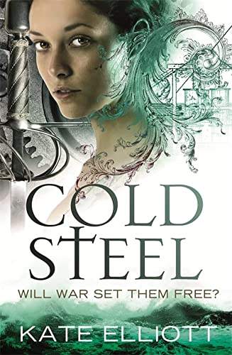 9781841498867: Cold Steel: Spiritwalker: Book Three