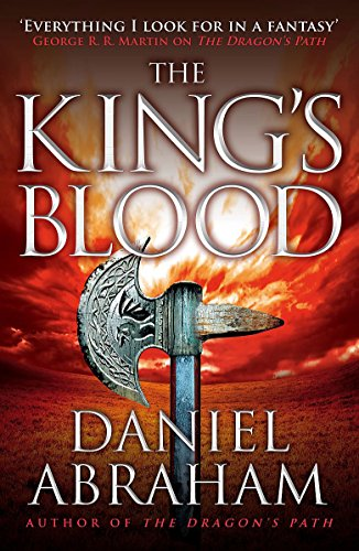 9781841498898: The King's Blood: Book 2 of the Dagger and the Coin