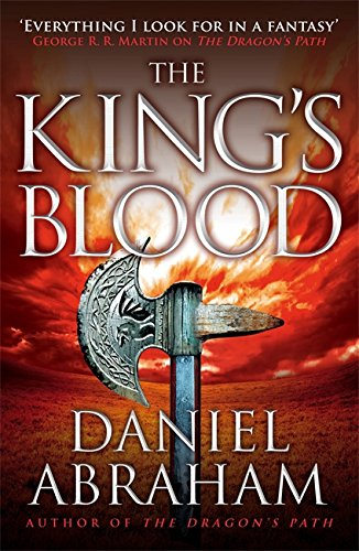 9781841498904: The King's Blood: Book 2 of the Dagger and the Coin