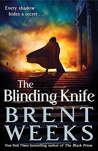 9781841499062: The Blinding Knife: Book 2 of Lightbringer