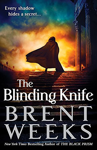 9781841499079: The Blinding Knife: Book 2 of Lightbringer