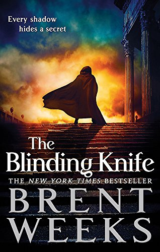 9781841499086: The Blinding Knife: Book 2 of Lightbringer
