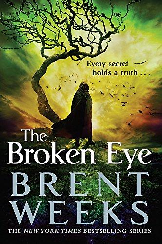 9781841499093: The Broken Eye (Lightbringer)
