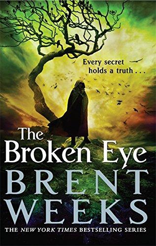 9781841499109: The Broken Eye: Book 3 of Lightbringer
