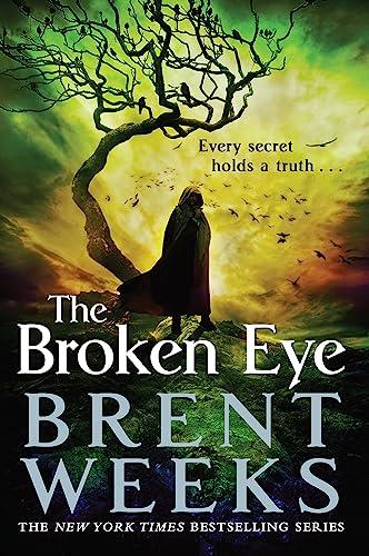 9781841499116: Broken Eye (Lightbringer)