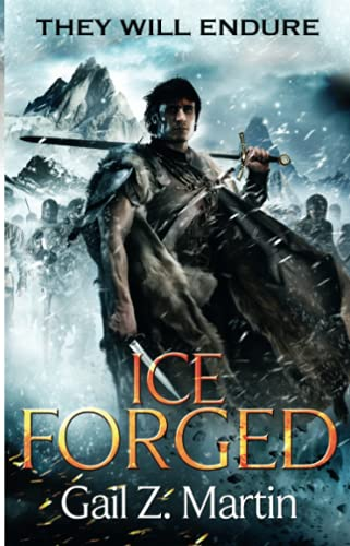 9781841499154: Ice Forged (Ascendant Kingdoms)