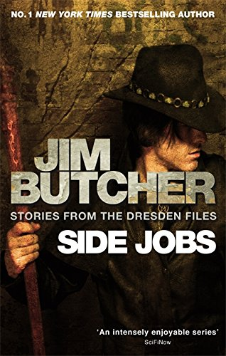 9781841499208: Side Jobs: Stories from the Dresden Files
