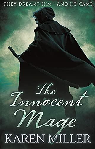 9781841499314: The Innocent Mage: Kingmaker, Kingbreaker Book 1