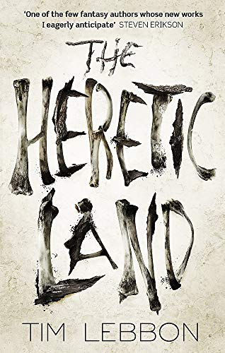 9781841499383: The Heretic Land