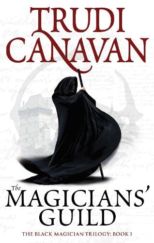 9781841499604: The Magicians' Guild: Book 1 of the Black Magician