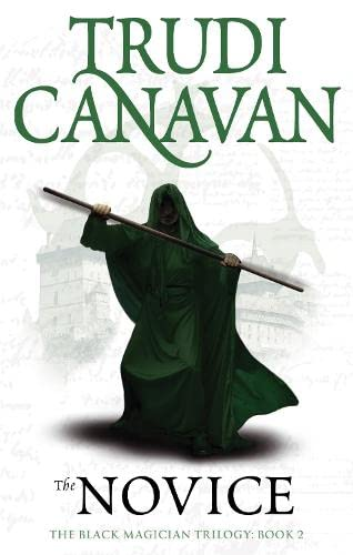 9781841499611: The Novice: Book 2 of the Black Magician: 2/3 (Black Magician Trilogy)