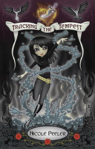 9781841499673: Tracking The Tempest: Book 2 in the Jane True series