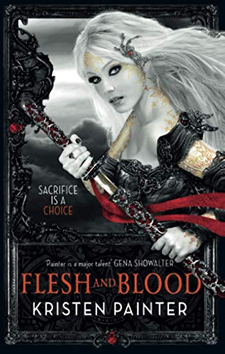 9781841499703: Flesh and Blood (House of Comarre)