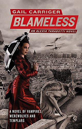9781841499734: Blameless: Book 3 of The Parasol Protectorate