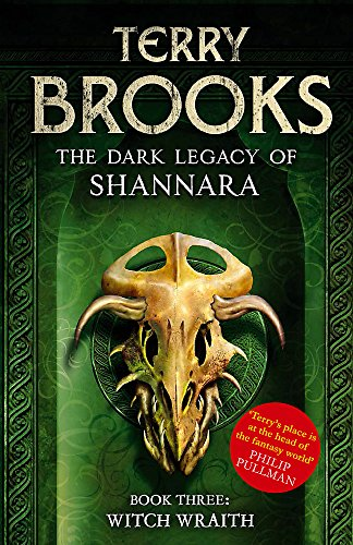 9781841499833: Witch Wraith: Book 3 of The Dark Legacy of Shannara