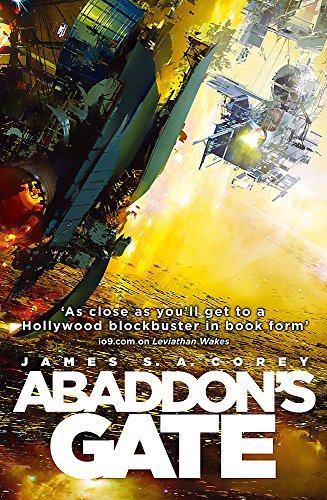 9781841499925: Abaddon's Gate: Book 3 of the Expanse