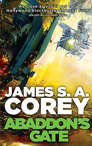 9781841499932: Abaddon's Gate: Book 3 of the Expanse