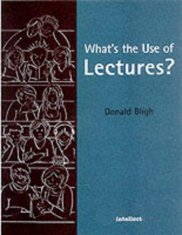 9781841500577: What's the Use of Lectures?