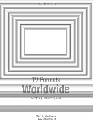 9781841503066: TV Formats Worldwide: Localizing Global Programs