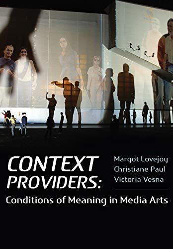9781841503080: Context Providers: Conditions of Meaning in Media Arts