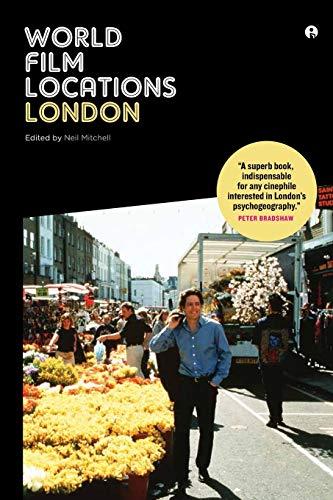 World Film Locations: London (Intellect Books - World Film Locations)