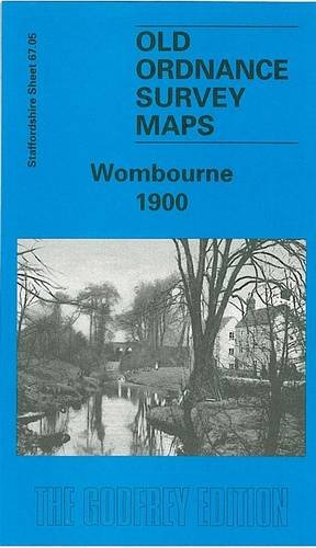 Wombourne 1900: Staffordshire Sheet 67.05 (Old O.S. Maps of Staffordshire) (1841511374) by [???]