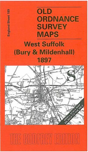 West Suffolk (Bury and Mildenhall) (Old Ordnance Survey Maps): Malster, Robert