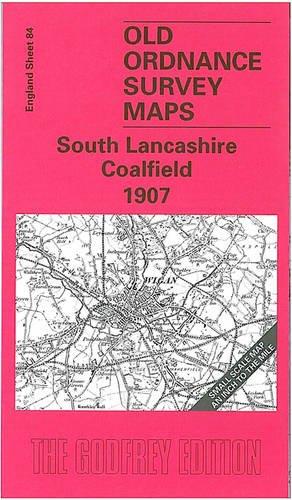 South Lancashire Coalfield 1907 - Old Ordnance