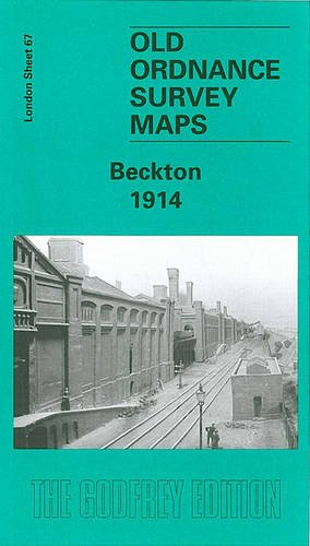 9781841512167: Beckton 1914: London Sheet 067.3 (Old Ordnance Survey Maps of London)