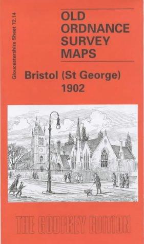 Bristol (St.George) 1902: Gloucestershire Sheet 72.14 (Old O.S. Maps of Gloucestershire): Bone, ...