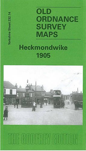 Heckmondwike 1905: Yorkshire Sheet 232.14 (Old O.S. Maps of Yorkshire) (1841517453) by [???]