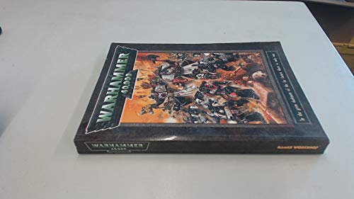 9781841540009: Warhammer 40,000 Rulebook