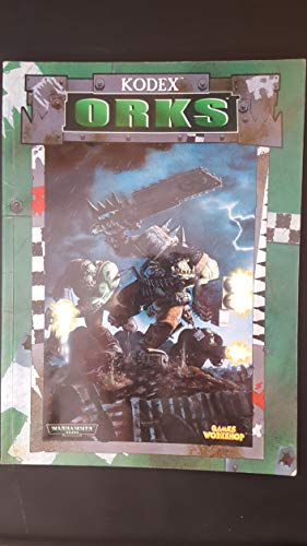 9781841540207: Warhammer 40, 000: Codex Orks